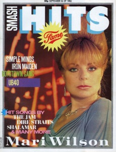 David Christie UK Interview: Smash Hits Magazine (September, 1982)